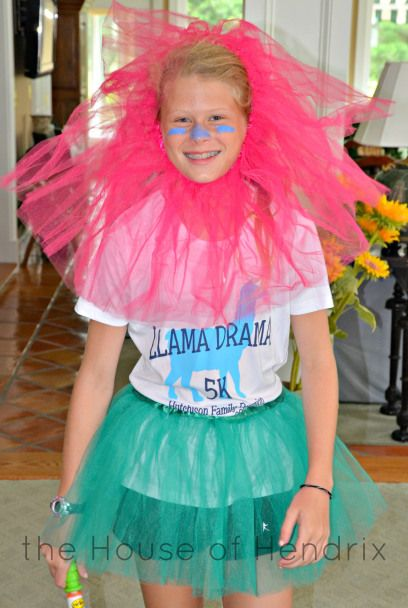 Tutus make everything more fun. Fun ideas of things to mail to your kids at camp.