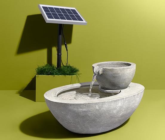 89 95 Fur Beruhigende Momente Dieser Brunnen Sorgt Fur Entspannte Atmosphare Und Macht Ihren Garten Zu Einer Wahren Woh In 2020 Gartenbrunnen Solarbrunnen Brunnen
