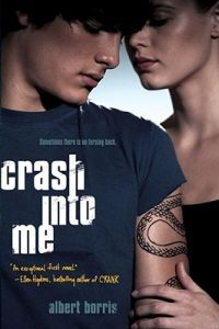 Albert Borris: Crash Into Me (6,80€)