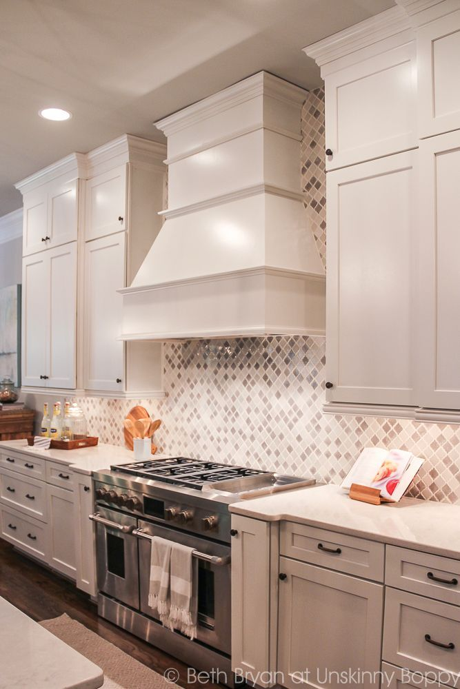 Incredible Kitchen With Jenn Air Range And Hood 2015