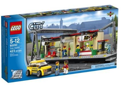 LEGO+City+Trains+Train+Station+60050+Building+Toy+Only+$40.98+{reg.+$65}+–+Best+Price!!!