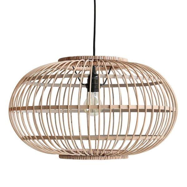 Hk Living Hangelampe Bambus 59 95 Lampen Und Beleuchtung