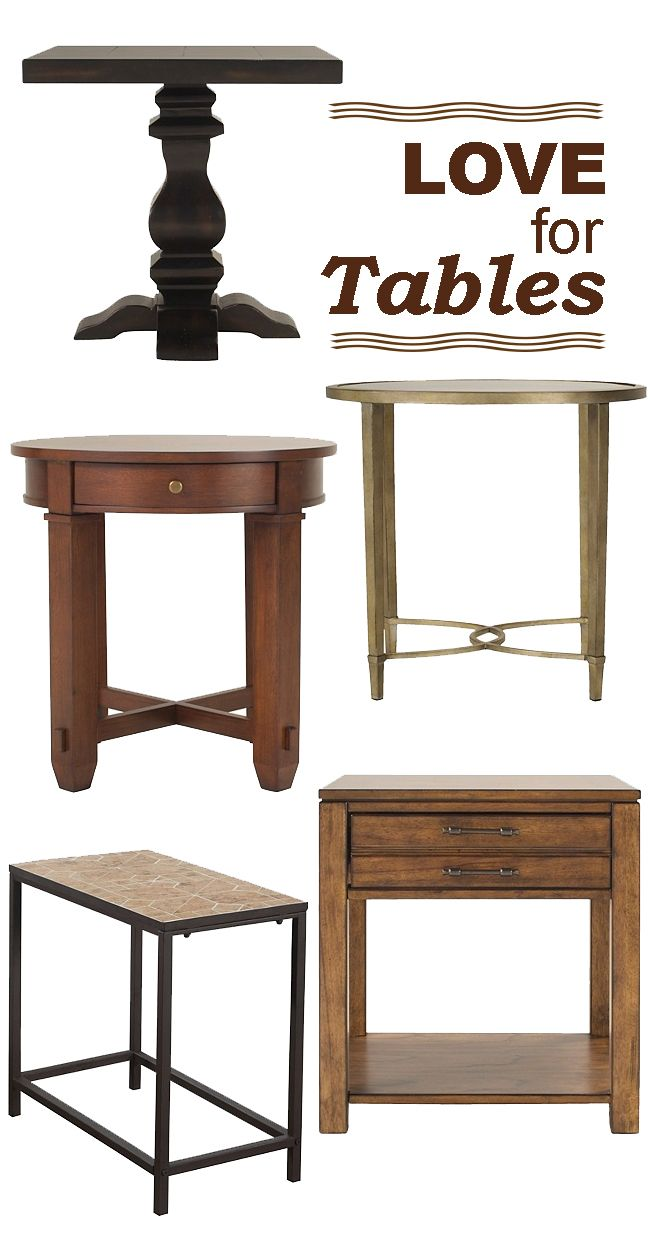 End Tables And Chairside Tables Raymour And Flanigan Furniture Mattresses Coffee Table Table End Tables [ 1240 x 650 Pixel ]