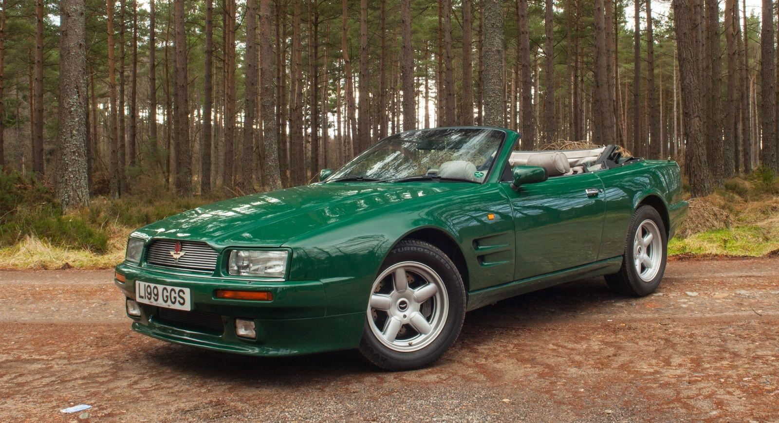 1994 Aston Martin Virage Virage Volante 6 3 Ex Hrh Prince Of Wales Classic Driver Market Aston Martin Virage Aston Martin Classic Cars