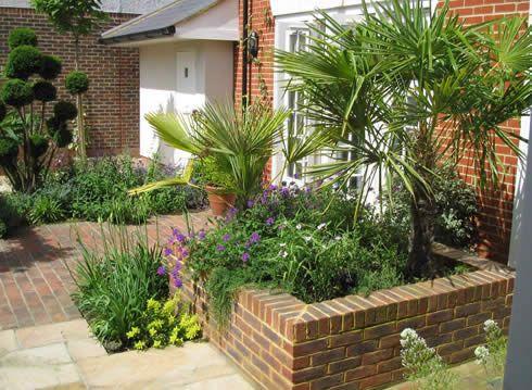 Garden Design John Brookes john brookes courtyard design | garden designer-john brookes