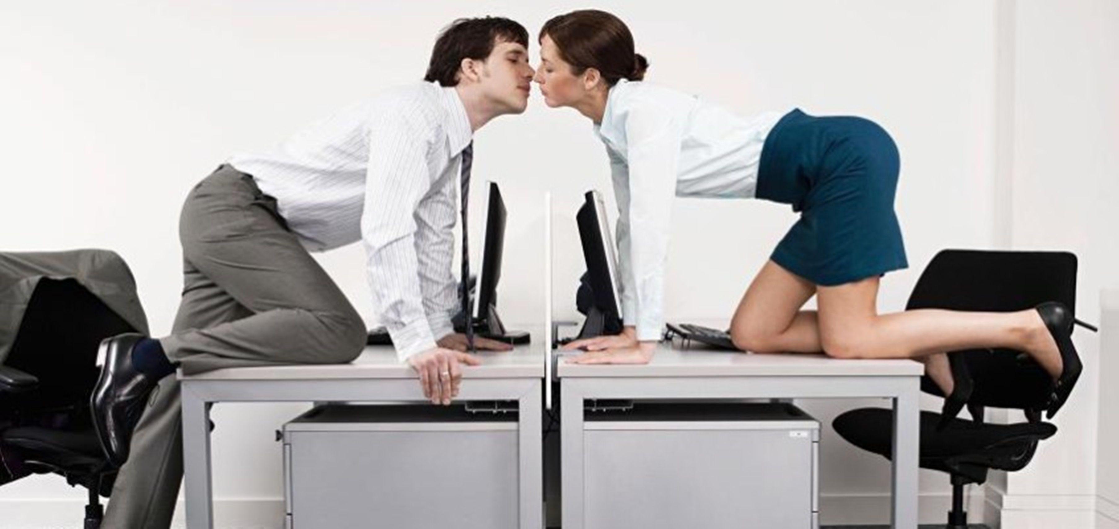 Офисные сексотношения