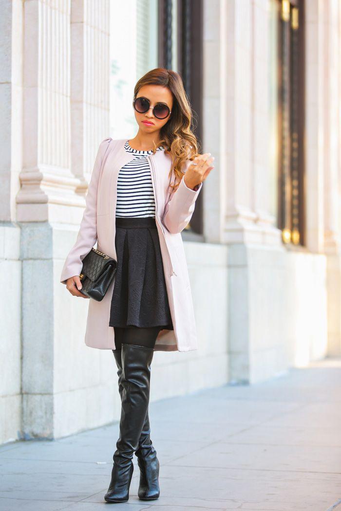 fashion blogger, petite fashion blog, fashionista, lace and locks ...