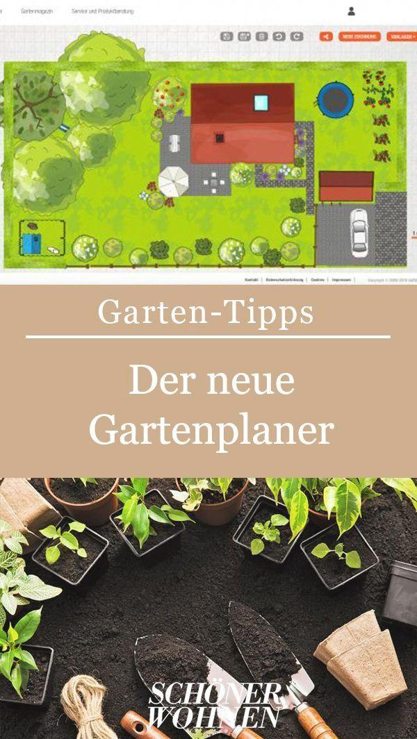 Garten Tipps Vom Neuen Gartenplaner Garten Terrasse Planen Gestalten Sommer Pflanzen Tipps Wohnen Sch Nerwohnen G In 2020 Garden Planner Garden Types Garden Solutions