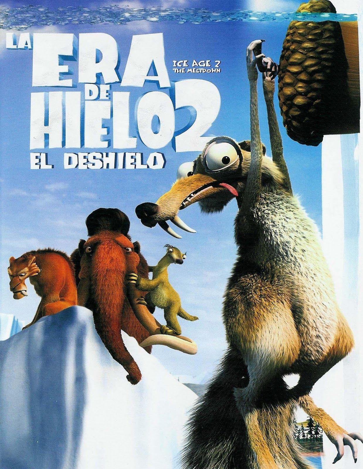 La Era De Hielo 2 Animated Characters Tv Entertainment Movies