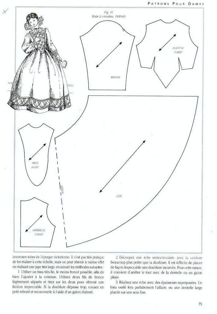 Pin de Acuarela en Tutoriales de costura y punto | Pinterest ...