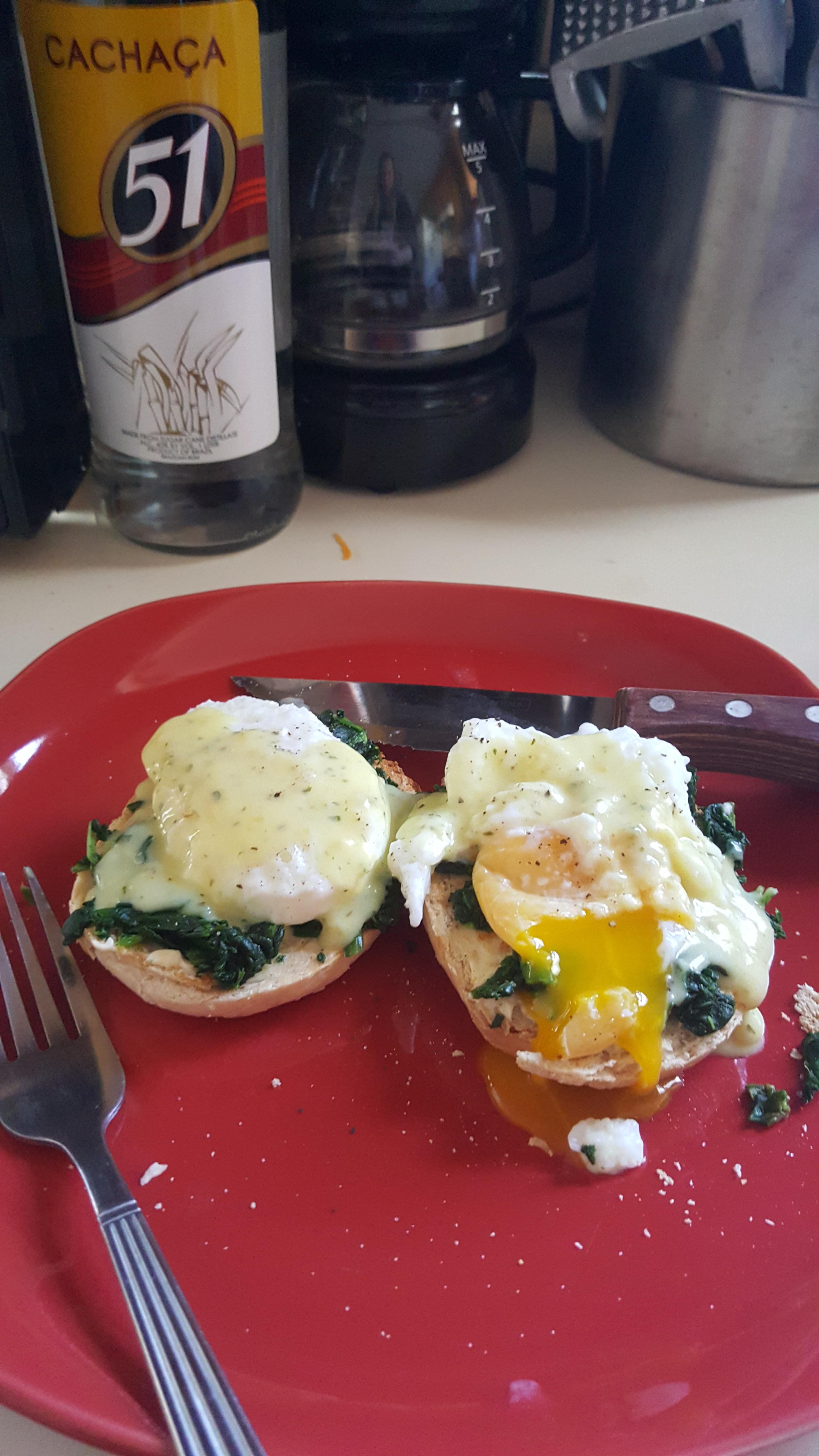 Eggs benny #cookery #cooking #food #recipes #kitchen #cookbook #baking #school #MargueritePatten #LLm