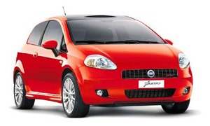 Fiat Punto Fiat Grande Punto Fiat Car Hire