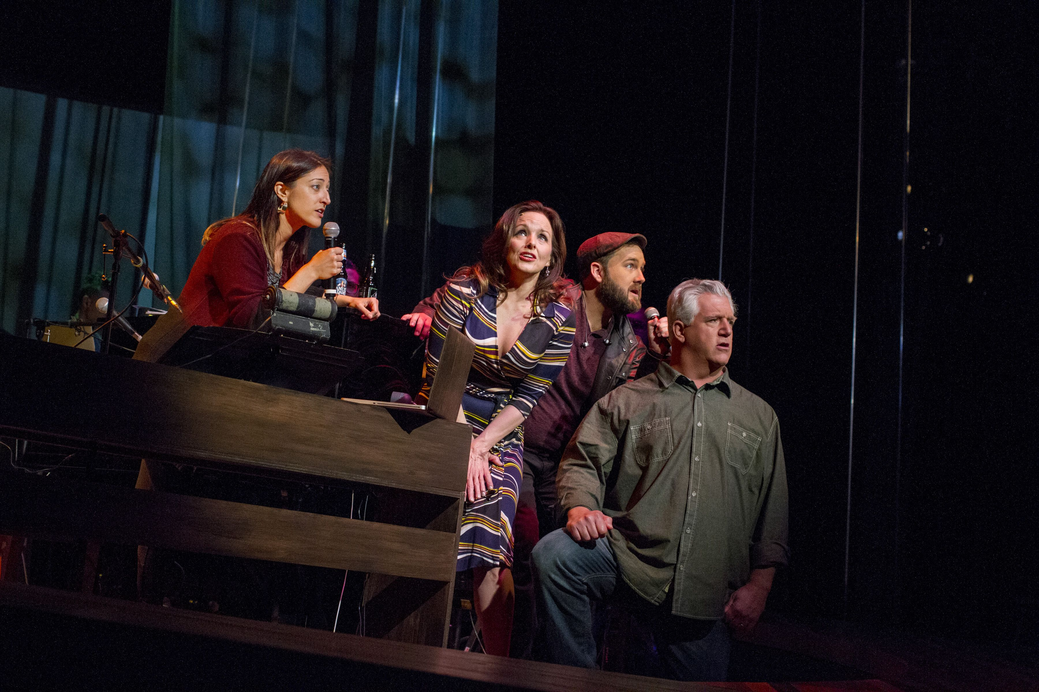 San Diego Repertory Theatre Stage Plays, Theater Events