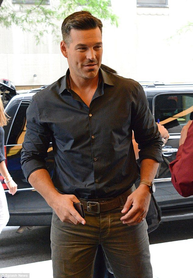 Black dress pants color shirt