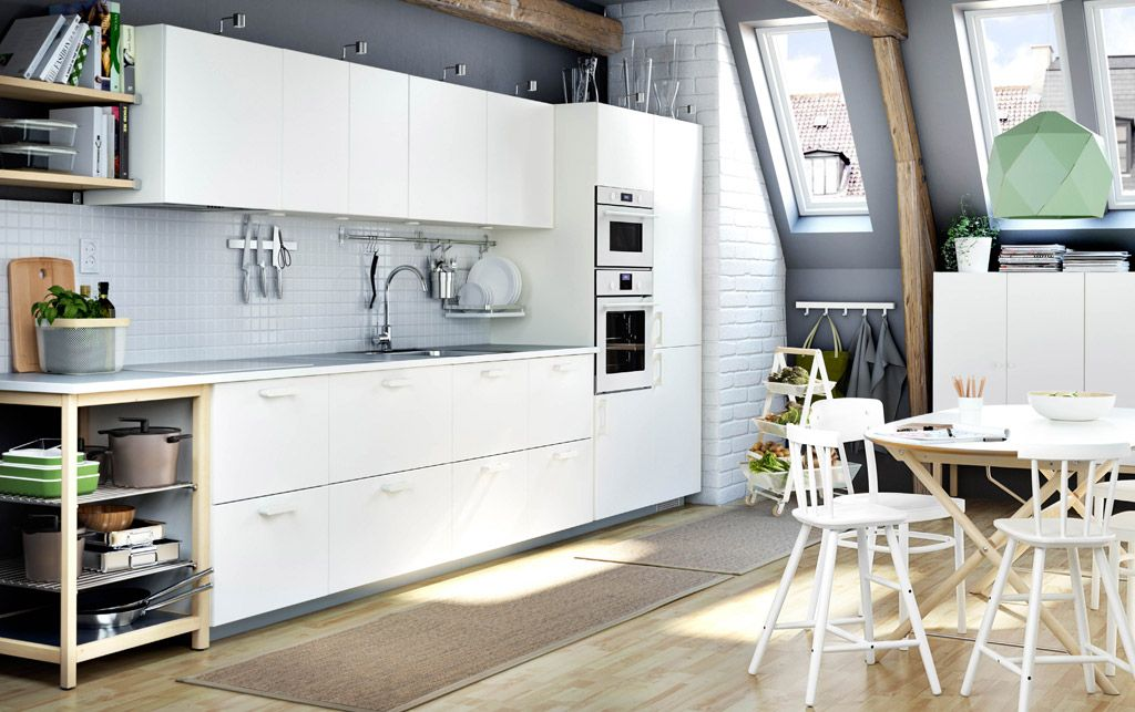 Image Result For Ikea Kitchen Ideas Modern Ikea Kitchens One