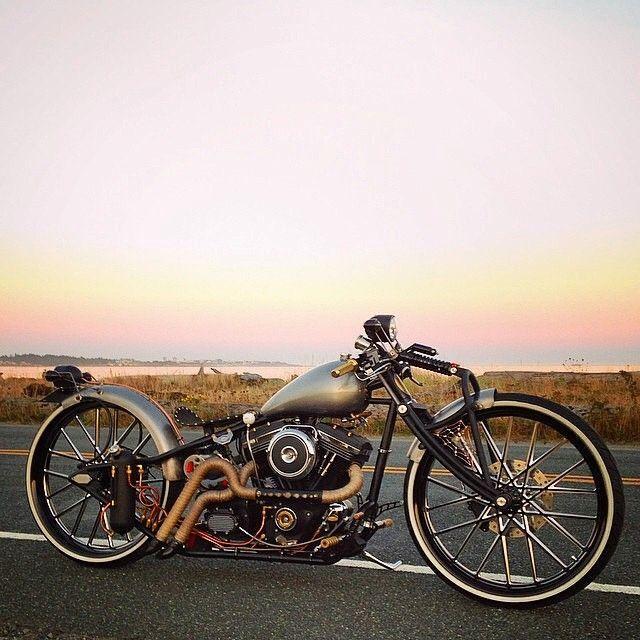 Benutzerdefinierte Harley | Bobber Inspiration - Bobbers und Custom Motorräder 20. September ...