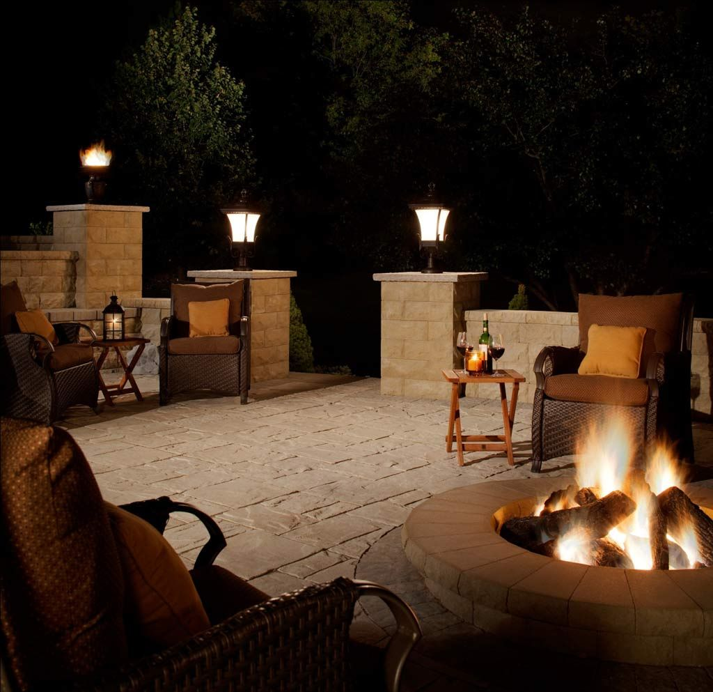 awesome outdoor patio lighting ideas | most beautiful modern patio