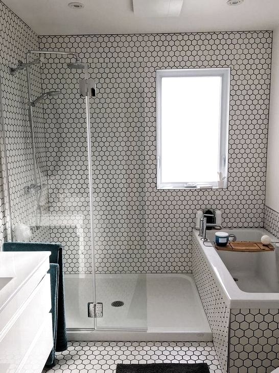 Photo of – A small bathroom is possibly one of the hardest rooms in the entire home to re…