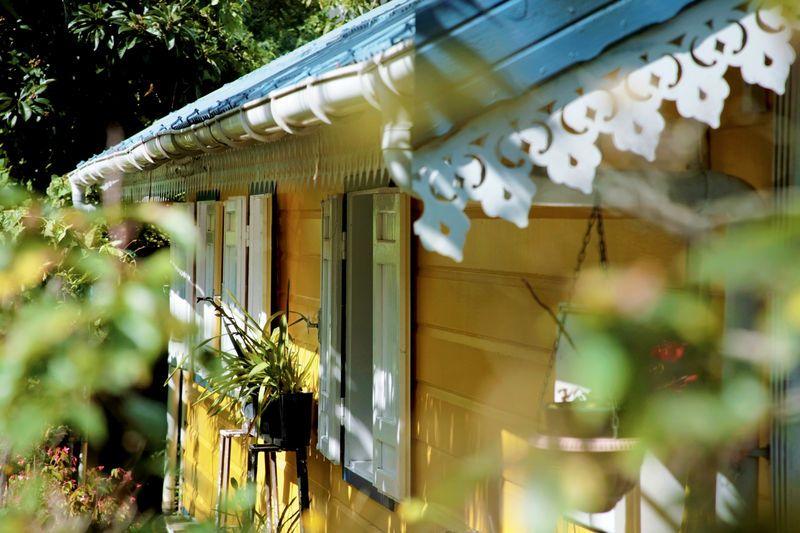 Architecture case creole IRT GUILLAUME VILLEGIER REUNION ISLAND