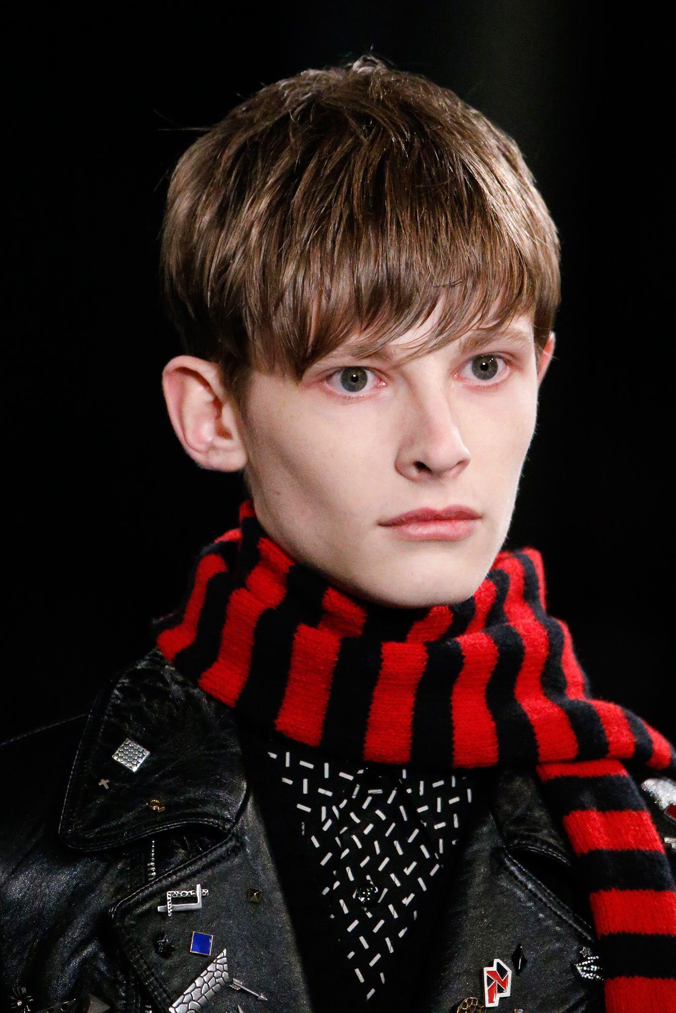 Saint Laurent Fall 2015 Menswear Accessories Photos - Vogue