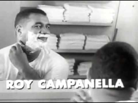 1950 Gillette razor - classic TV commercial + FREE Gillette