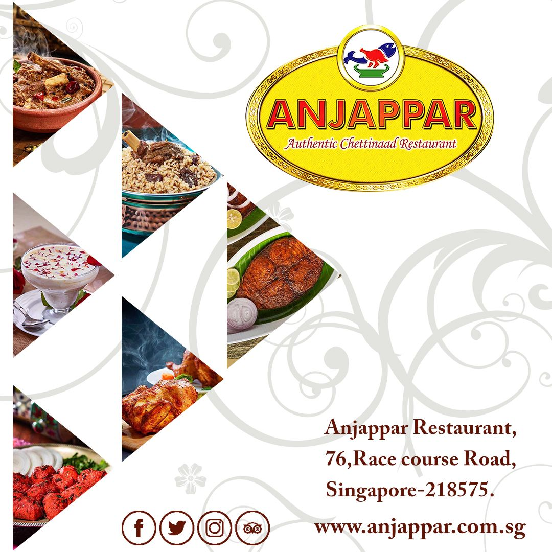 Anjappar Is Spreading Its Wings To Give Customers A Homely Dining Experience Indian Restaurant Near Me Restaurants Open Near Me Restaurant