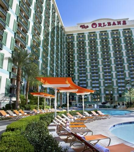 Dog Friendly Hotel In Las Vegas Nv The Orleans Hotel And Casino Orleans Hotel Las Vegas Vegas Hotel New Orleans Hotels