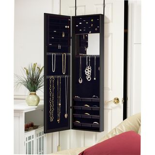 Overstock Com Online Shopping Bedding Furniture Electronics Jewelry Clothing More Wall Mounted Jewelry Armoire Mirror Jewelry Storage Jewelry Armoire