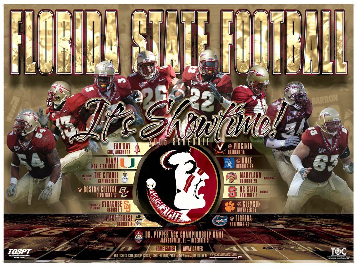 Florida State Fsu Football Football Wallpaper Noles