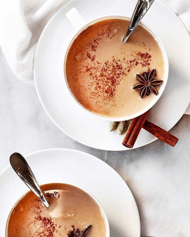 Chai Latte #chai #latte #drinks #hotdrinks In 2019
