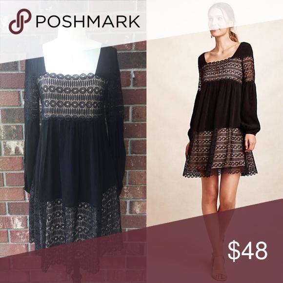 180fc14ef6b4 Anthropologie FLOREAT Aveline Dress * Inner tag cut to prevent store  returns Anthropologie Dresses