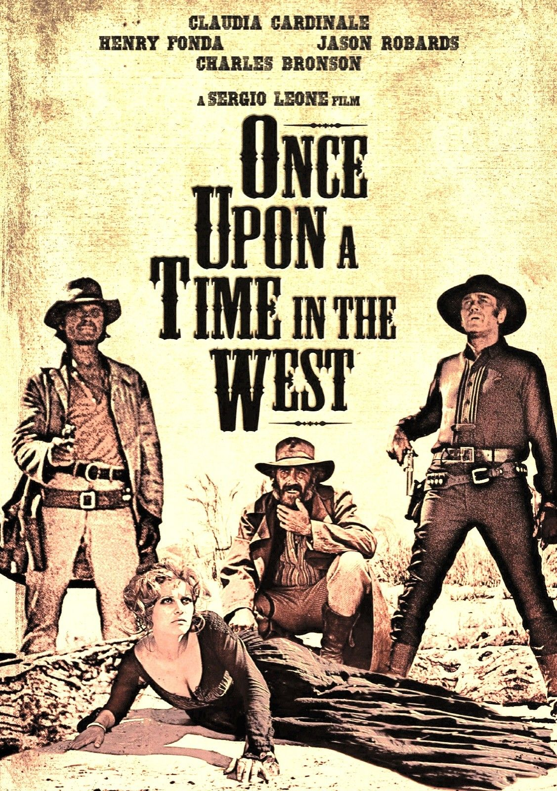 [Regarder] Il était Une Fois Dans L'Ouest 1968 Film En