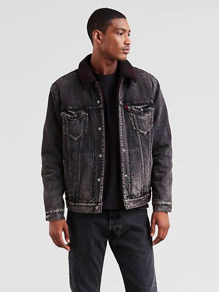 livraison gratuite achat authentique sortie en ligne Levi's Levi's® x Justin Timberlake Sherpa Trucker Jacket ...
