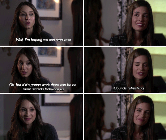 "#PLL 5x22 ""To Plea or Not to Plea"" - Spencer and Melissa"