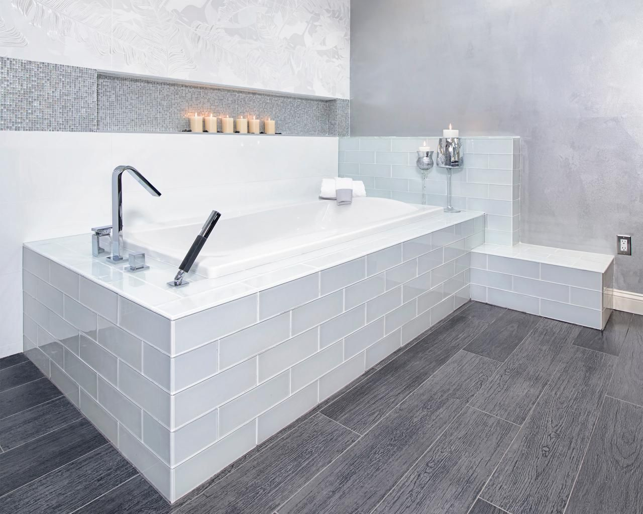 modern bathroom white tile get more well luxurious than this  -  modern bathroom white tile