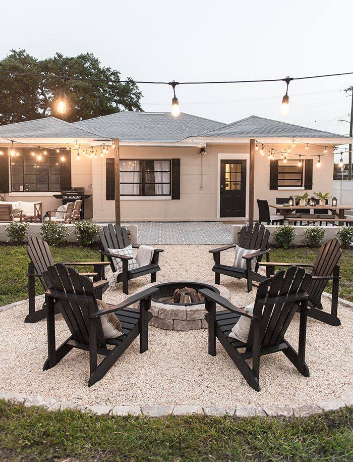 Backyard Makeover Reveal: Riverside Retreat #backyardremodel