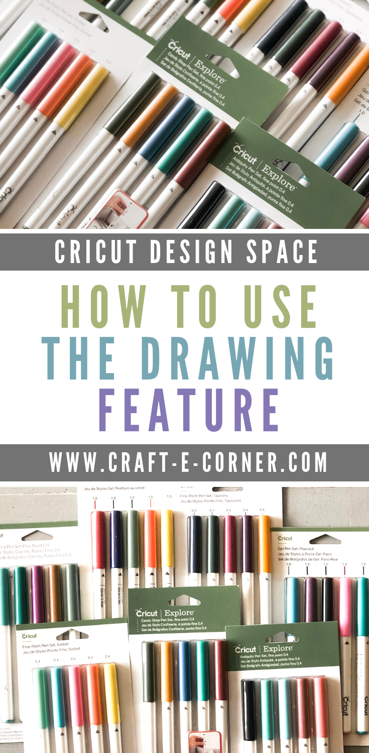 How to Use the Drawing Feature in Design Space