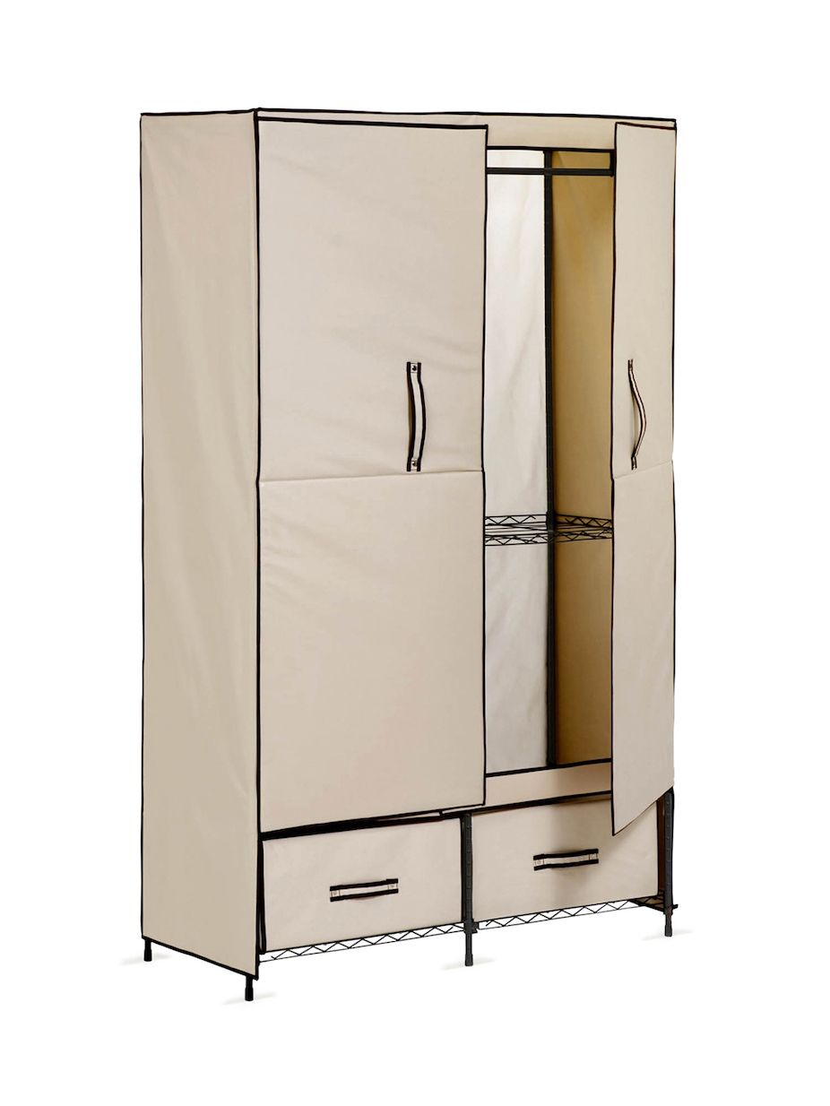 Honey can do wardrobe with drawers diy pinterest home