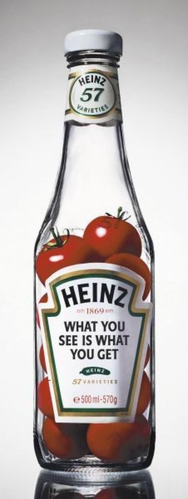 Heinz, le sang de nos enfants | http://blog.shanegraphique.com/les-sauces-heinz/