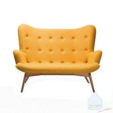 Kare Design Bank kare design wings 2 zits bank geel sofinspiration