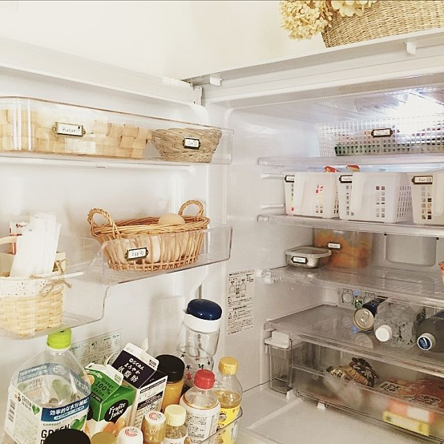 この手があった 冷蔵庫収納を極めてキッチンを快適に 冷蔵庫 収納 冷蔵庫 おしゃれ 収納