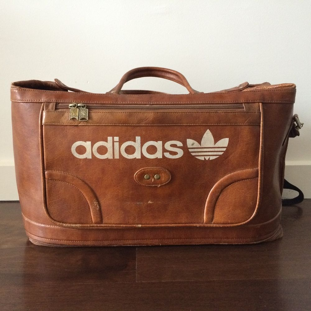 bfc47e1371f Adidas Vintage Bag Doctor's Duffle in 2019 | ALL ADIDAS EVERYTHING ...