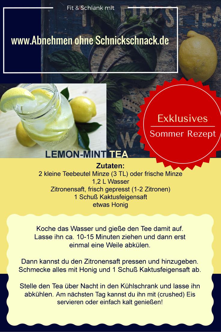Leckere Getränke für heiße Sommertage - aber bitte ohne Zucker!! Mehr gibt's im Programm von www.abenhmen-ohne-Schnickschack.de. Achtung: !!Aktuell noch einige kostenlose Test-User Plätze zu vergeben!!