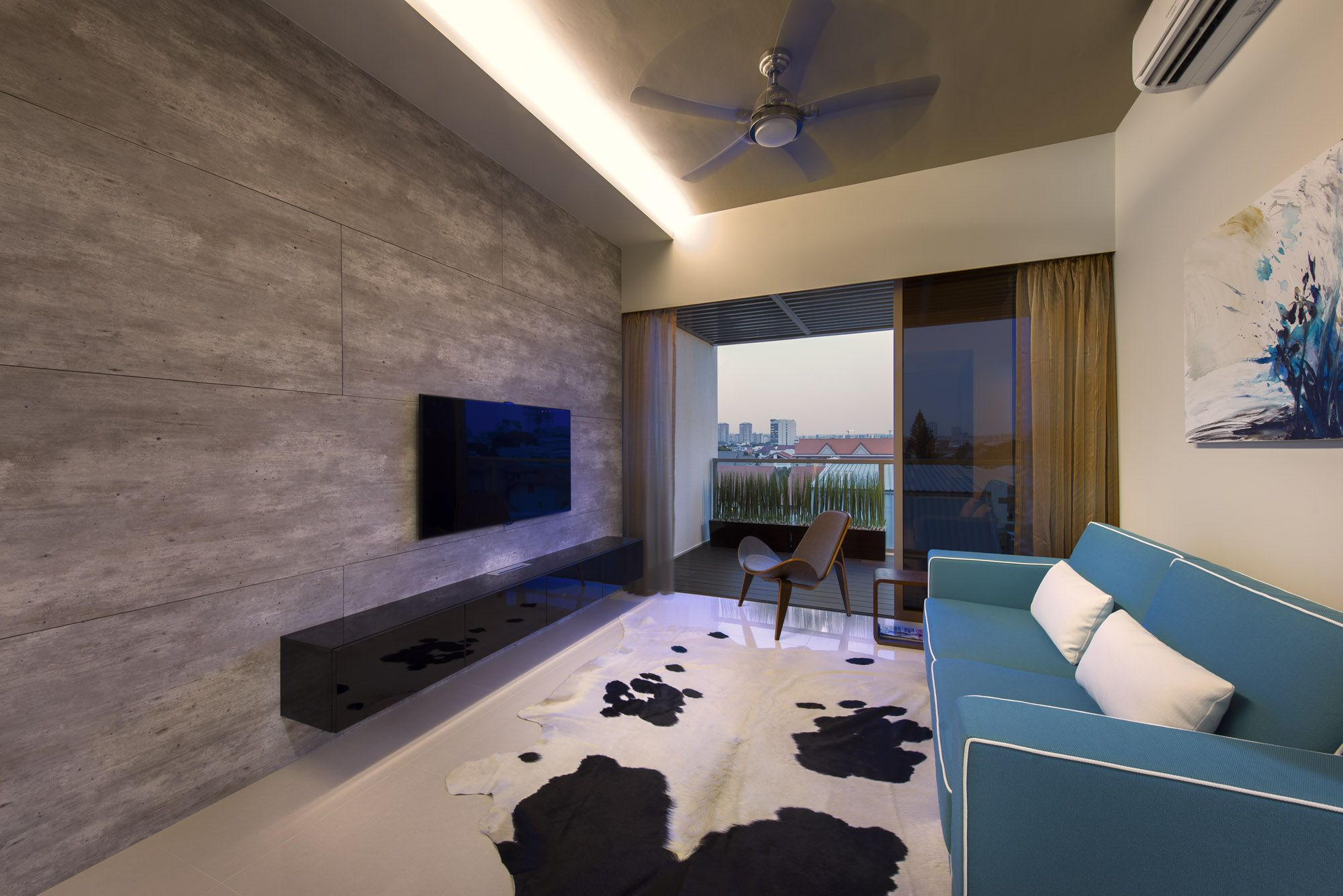 Interior Design @ Rezt U0027n Relax Singapore