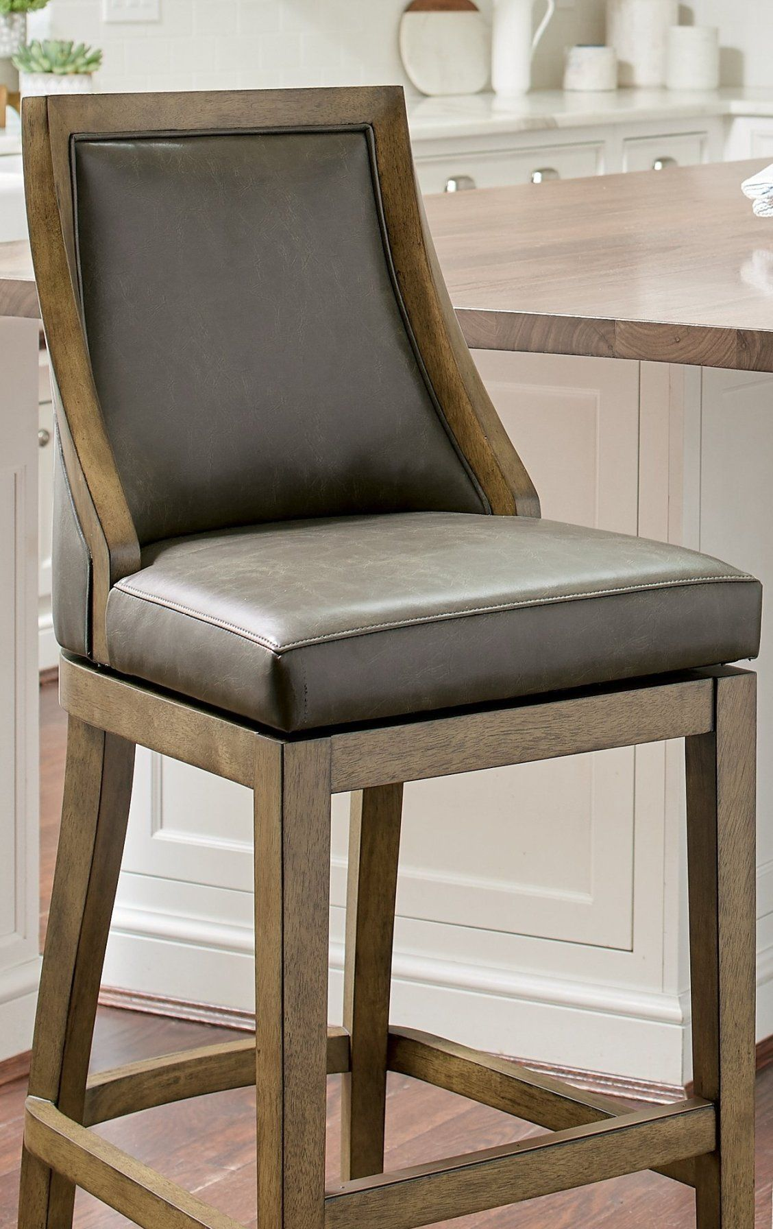 Ellis Swivel Bar Counter Stool In 2020 Counter Stools Shop