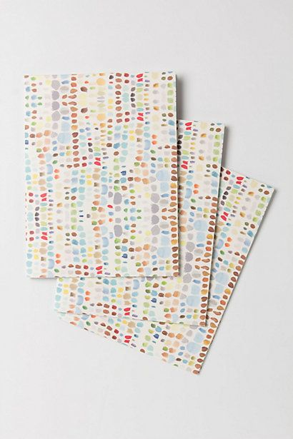 Kaleidoscope Wrapping Paper anthropologie Color