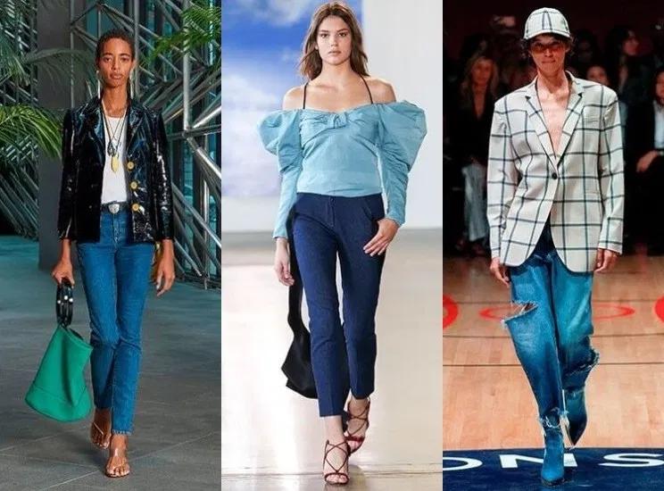 Jeans Trends 2021 Damen