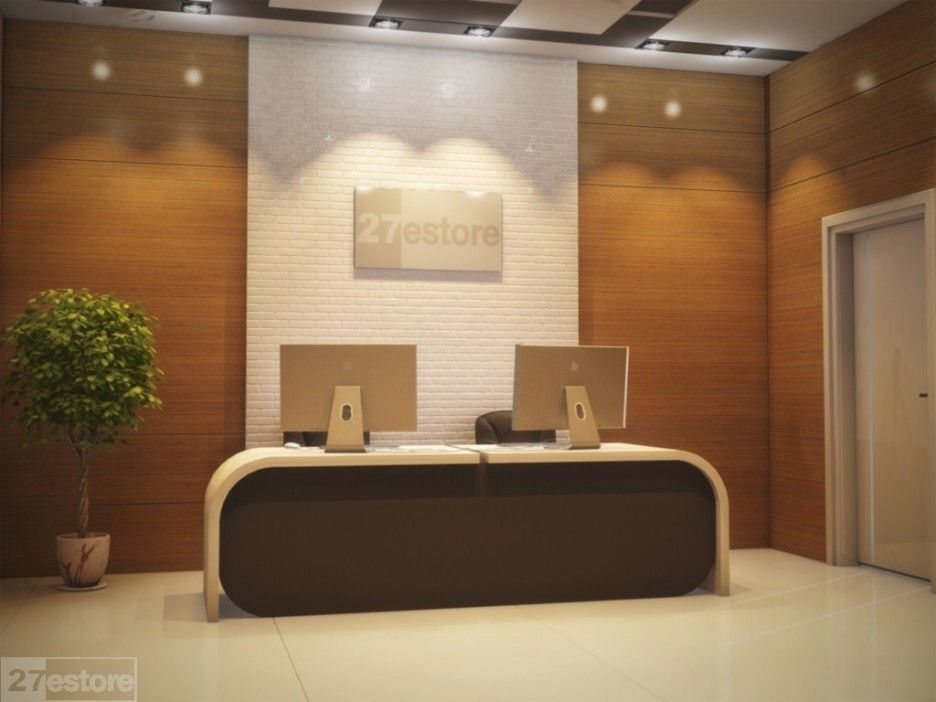 Decoration Ideas Beautiful White And Brown Wooden Wall Paneling In