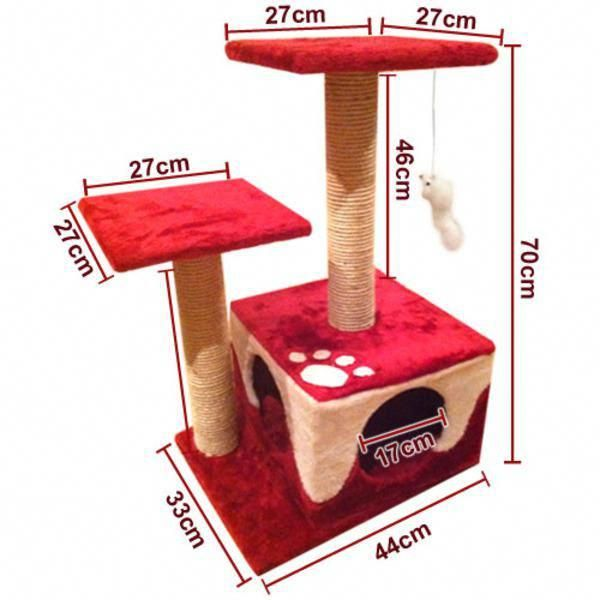 Www Furnituredeals Com: Cat Scratching Poles Post Furniture T..