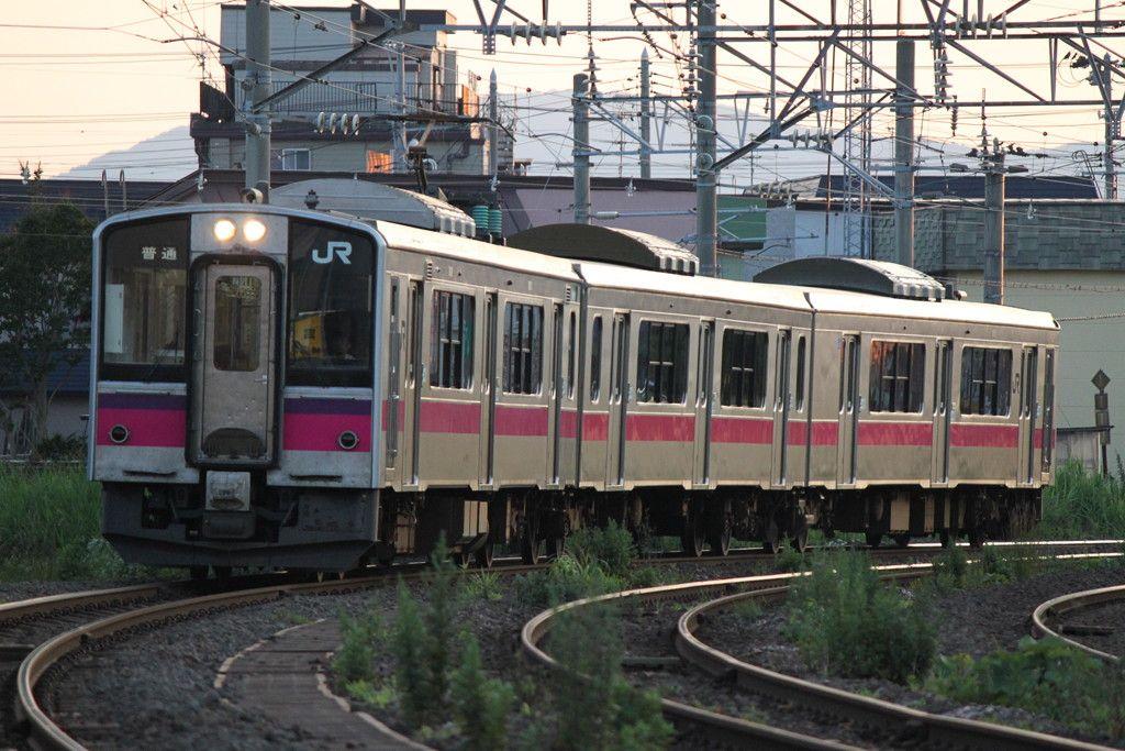 奥羽本線701系0番台 N7編成 - 写真共有サイト「フォト蔵」